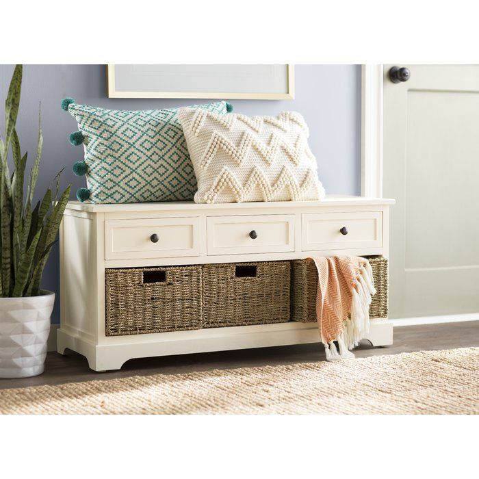 ardina wood storage bench  storage bench small bedroom