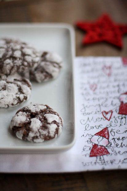 - VANIGLIA - storie di cucina: chocolate crinkles cookies