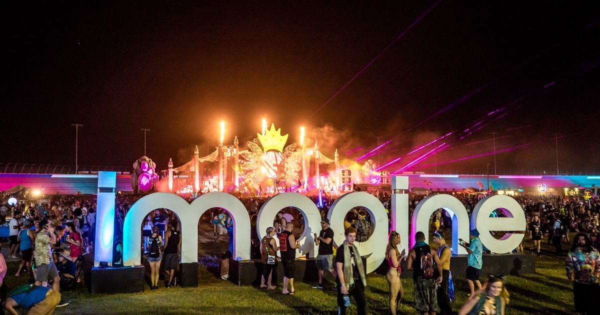 Imagine Music Festival lineup announced for 2021 event in