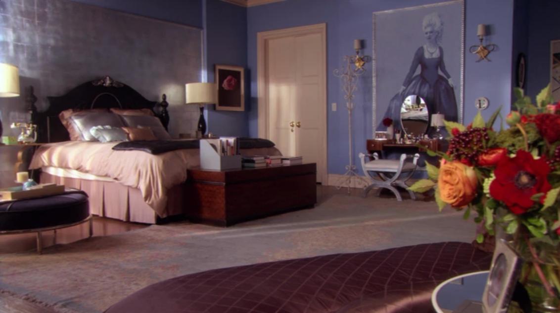 Blair Waldorfu0027s Bedroom. Home Design Ideas