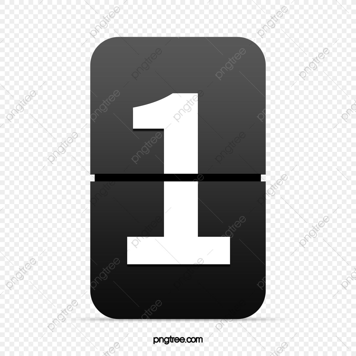 Flop Number 1 Number Countdown Digital Png Transparent Clipart Image And Psd File For Free Download Clip Art Prints For Sale Countdown