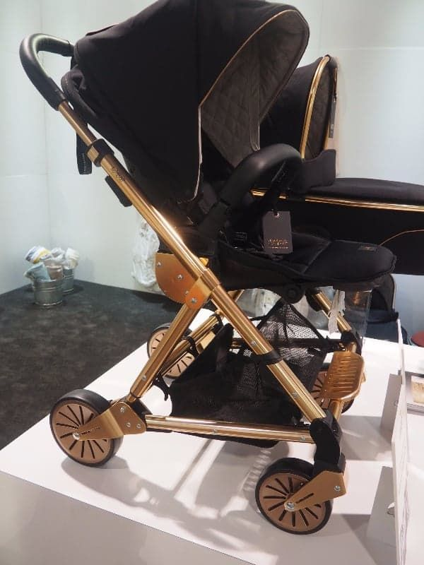 Mamas Papas Rose Gold Urbo2 Stroller