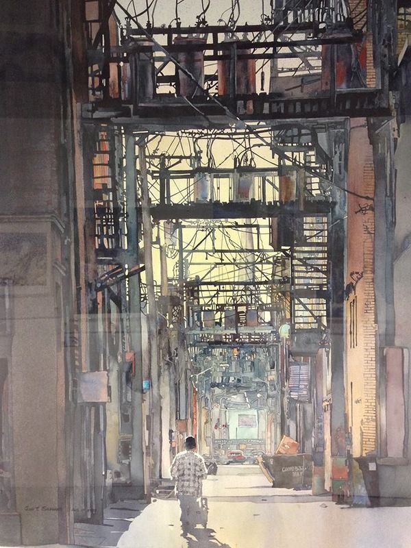 "John Salminen. ""The World Watermedia Exposition, Thailand."""