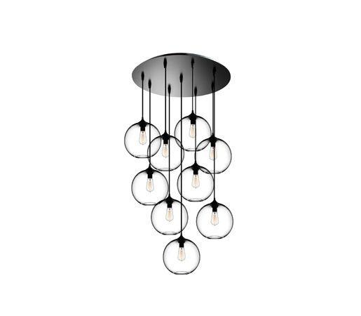 circular 9 multi pendant canopy niche interiordesign interiordesignmagazine design