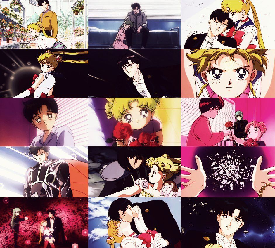 Sailor Moon, Another Great Love Story.
