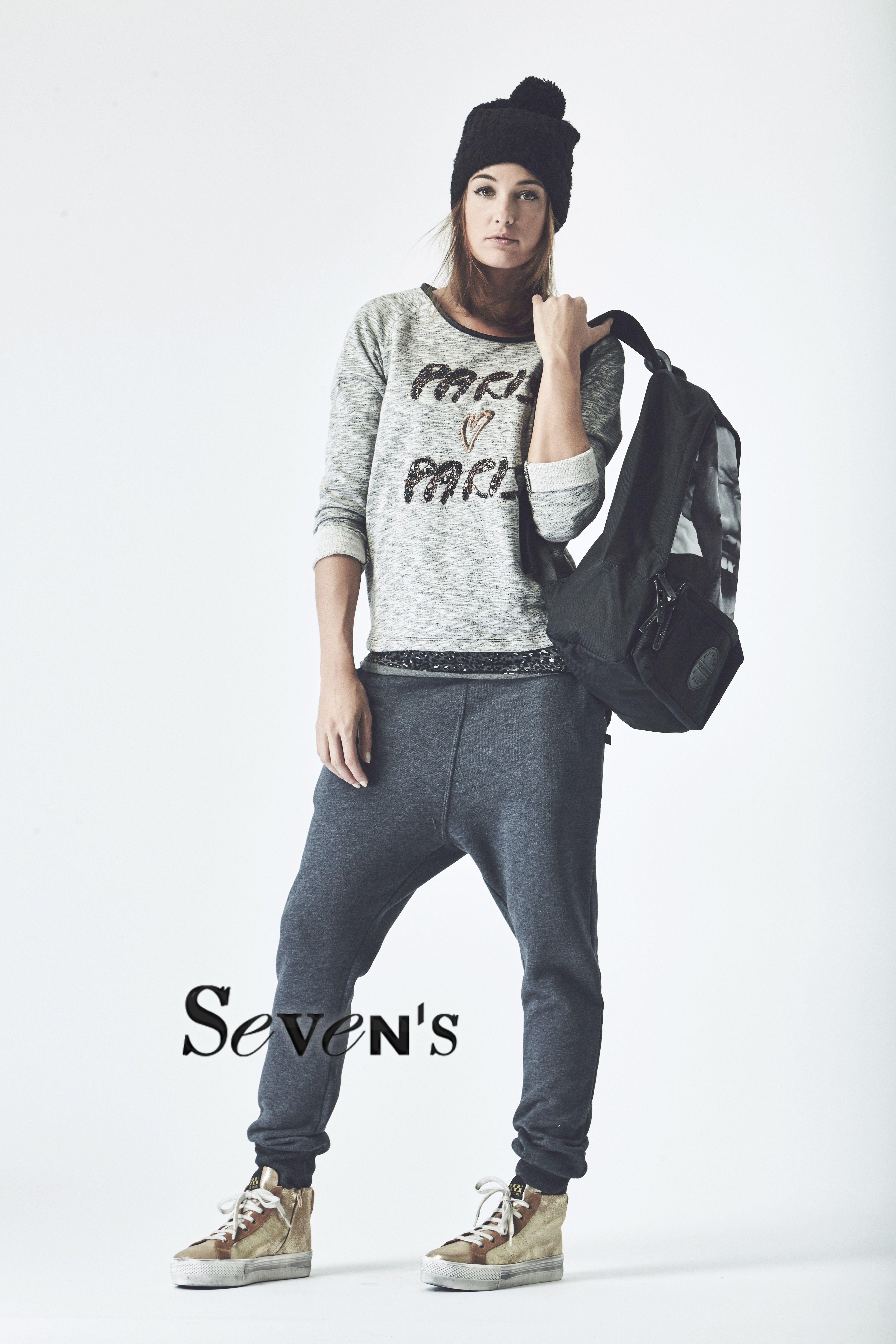 prix d'usine styles frais 100% de haute qualité Top & Bonnet MAISONSCOTCH - Jogg SWEET PANTS - Shoes NO NAME ...