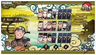 Naruto Senki The Last Fixed Mod by AlFakih Naruto games