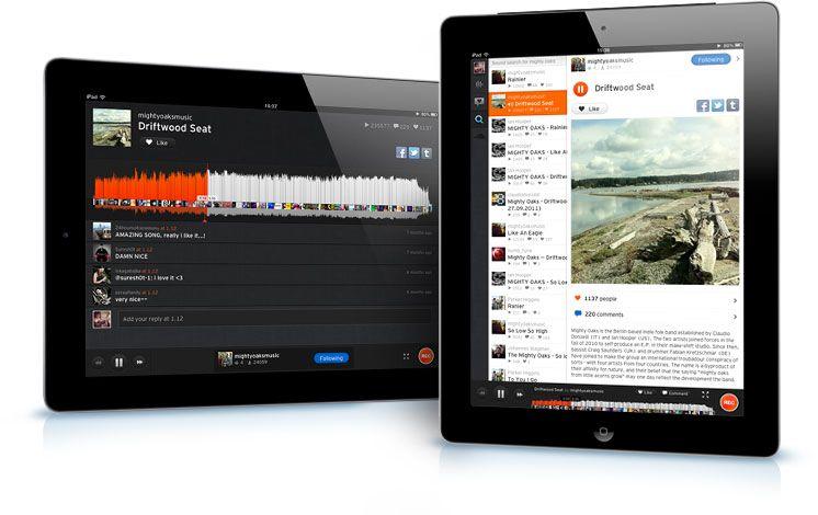 SoundCloud - Share Your Sounds