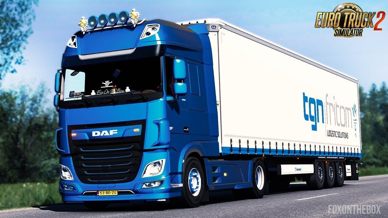 Pin by maryo on ETS2 Mods New mods, Trucks, Cars