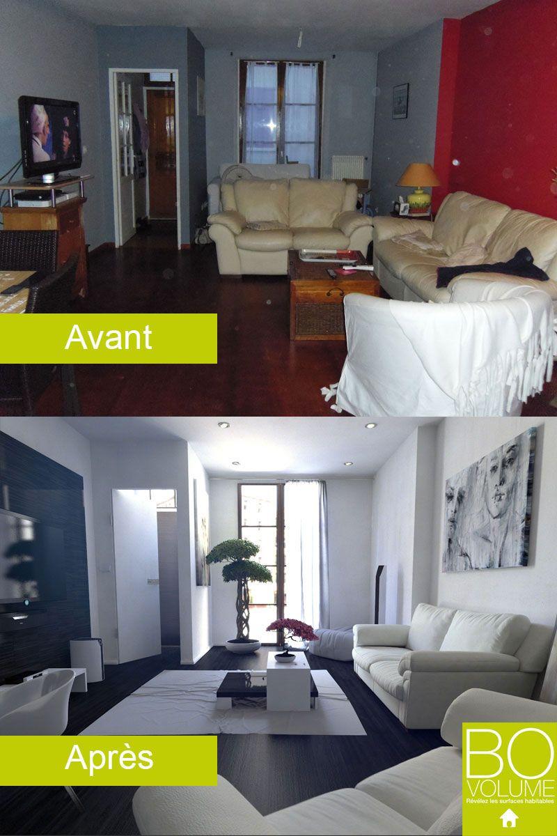 Belle maison, Home Staging 3D | Deco intérieur | Pinterest | Stage ...