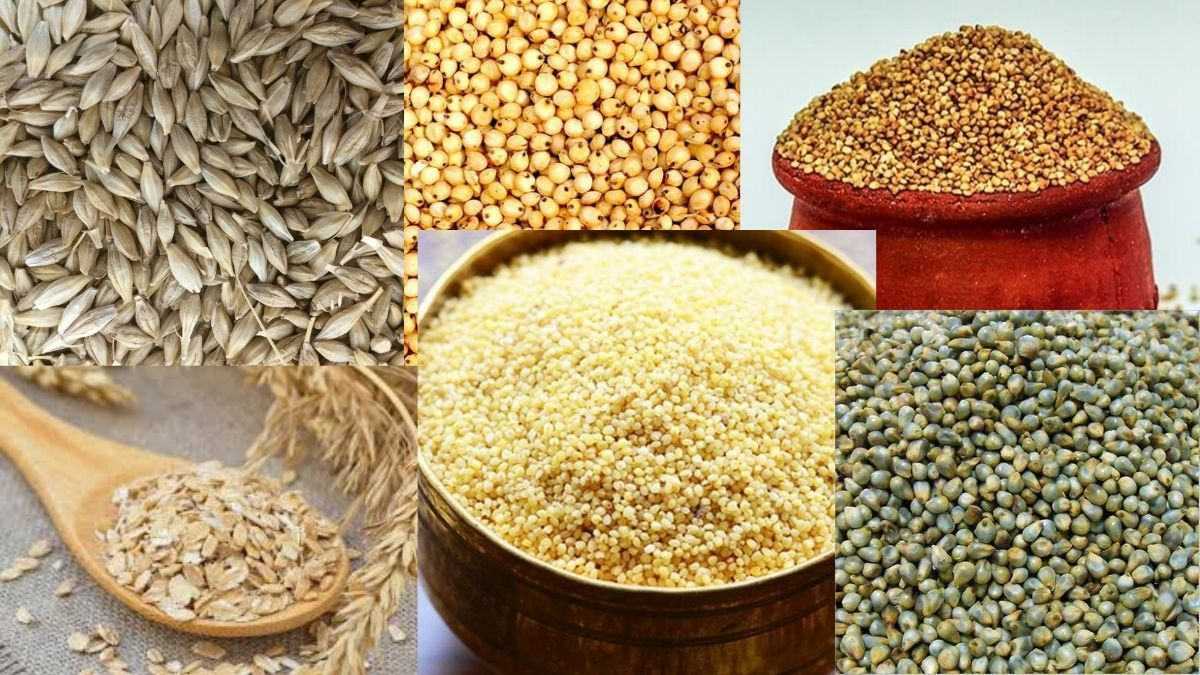 All Cereals Name In English And Hindi Grain Foods Cereal Names