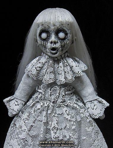 Cecilia - Ghost Art Doll 004