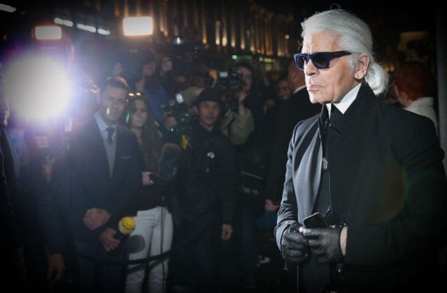 Karl Lagerfeld's New London Store Is Selfie-Equipped