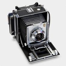 テクニカIIIでリンホフ4×5、5型技術分野カメラ