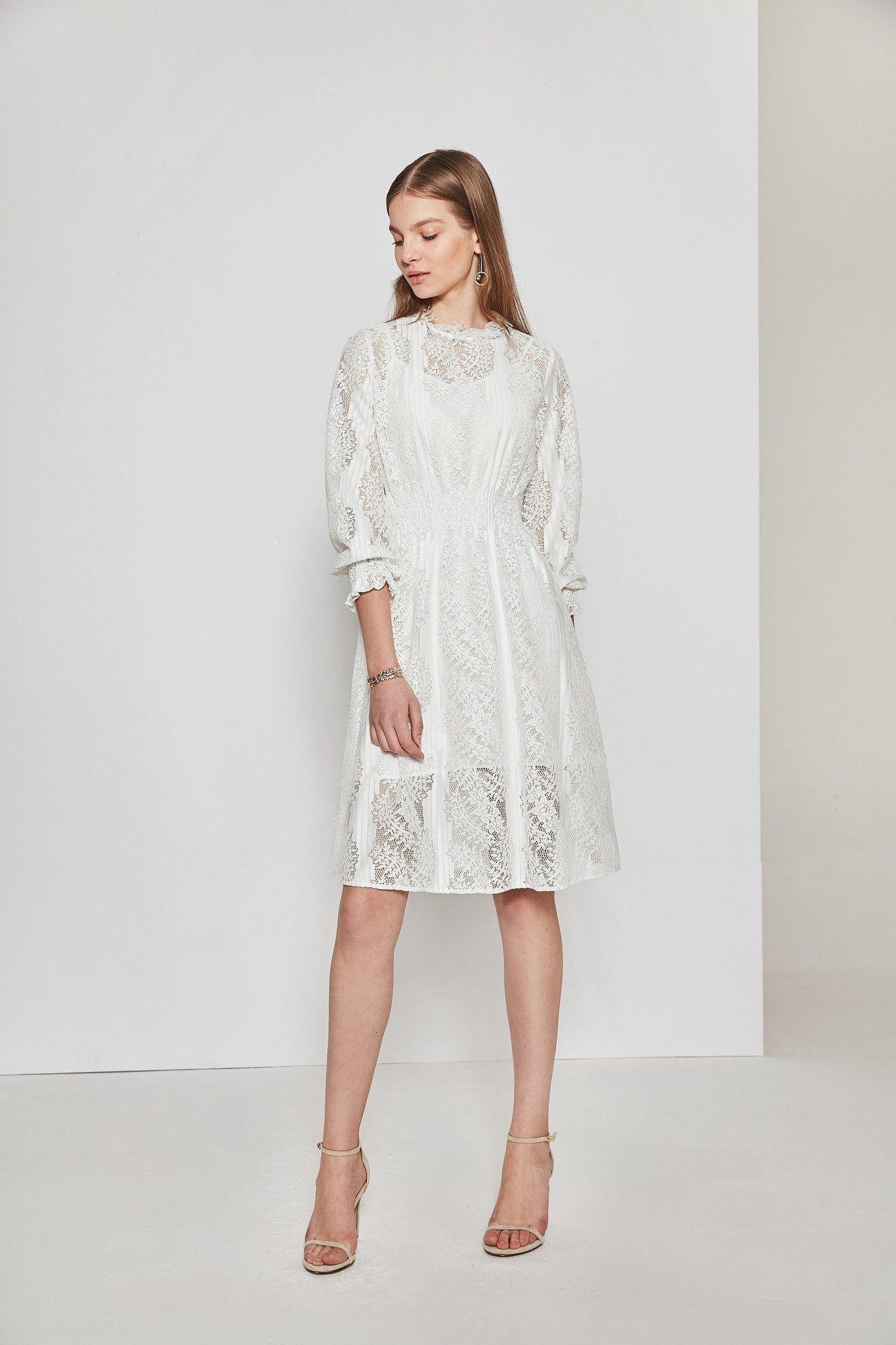 F f lace dress 3x