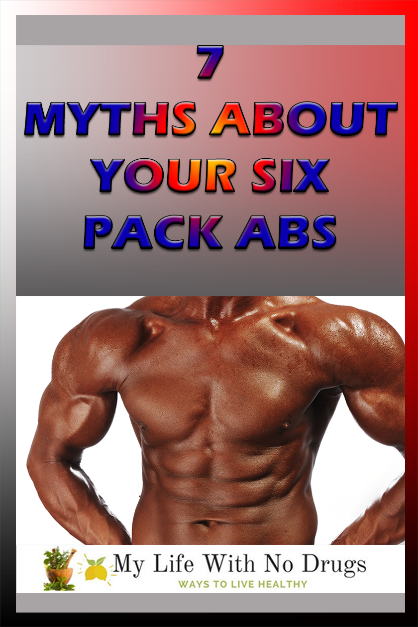 6 Myths About Six-Pack Abs - Brand Spur
