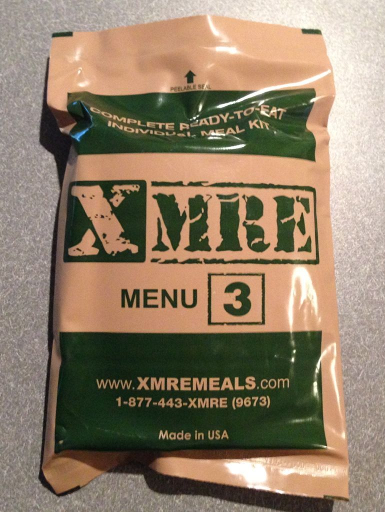 military diet plan meals