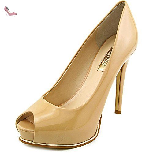 9 Honora Talons partner 5 Femmes Guess Chaussures Us Beige ARSBnq