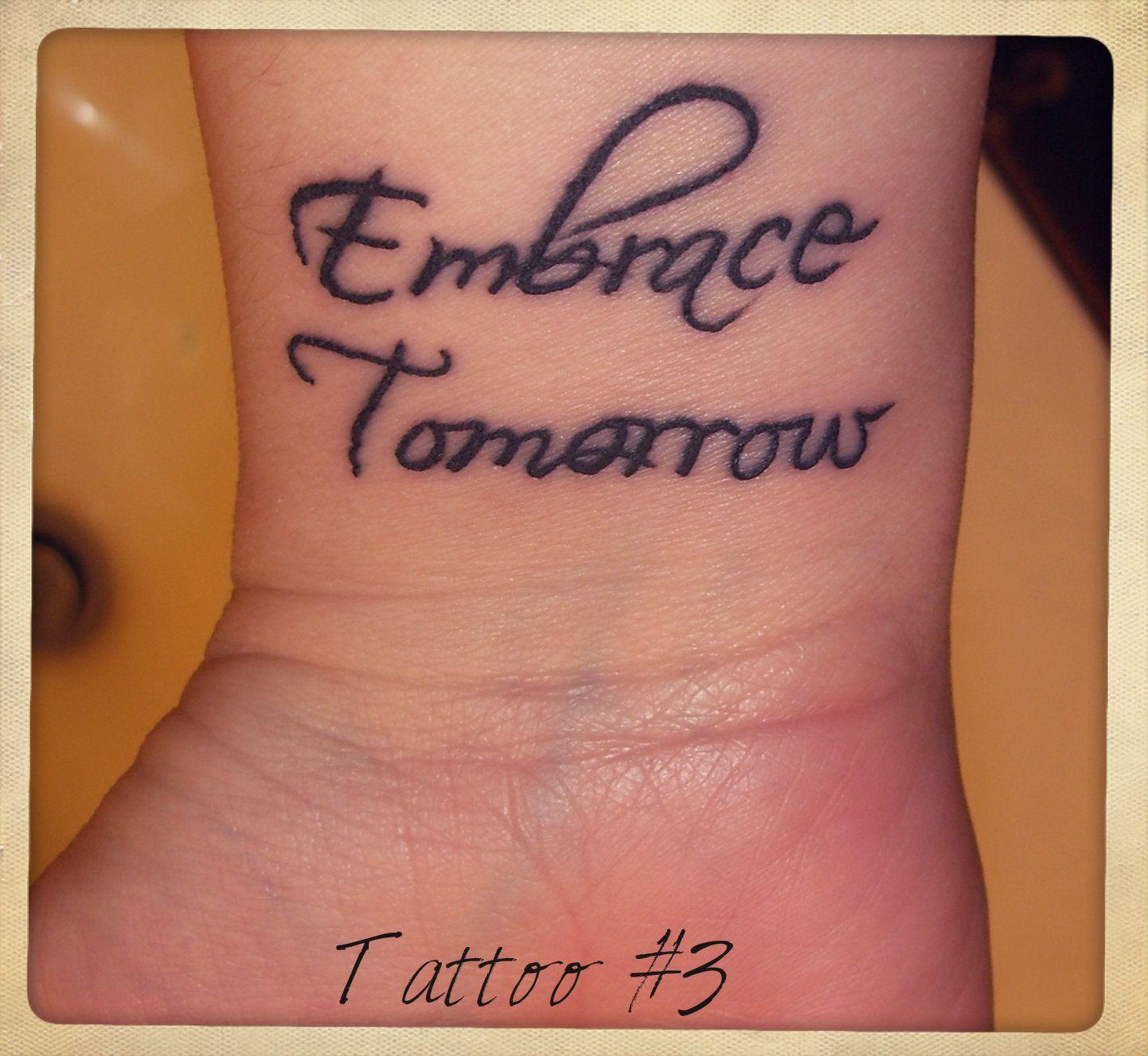 My Birthday Tattoo 02/02/2013
