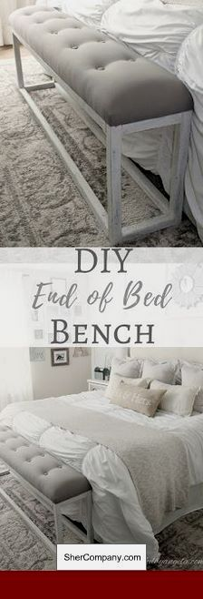 Cheap Bedroom Decor Ideas - CHECK THE PIN for Many DIY Bedroom