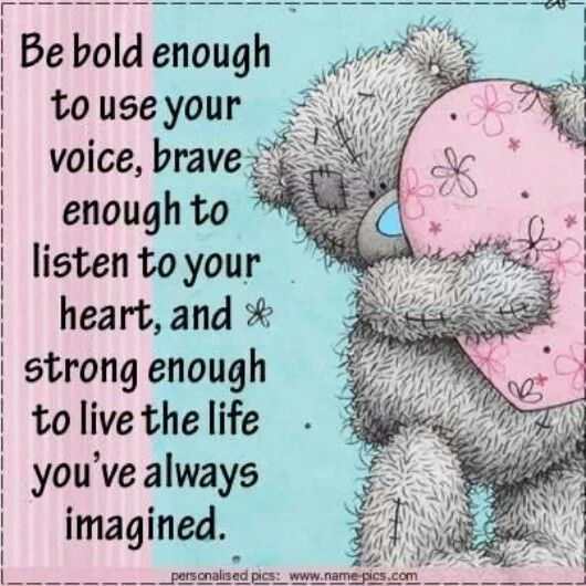 Stay strong through anything you may be going through