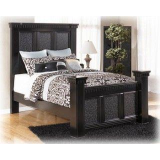 Ashley Furniture Signature Design Cavallino Queen Mansion Headboard At Big  Sandy Superstore
