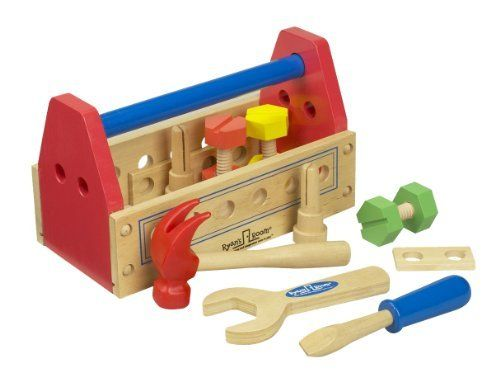 ryan's room (take-along tool kit) 6 by small world toys. $24.99 ...