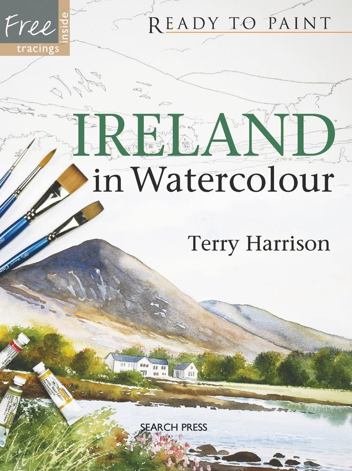 Ireland In Watercolour Watercolor Books Watercolor Art Kids