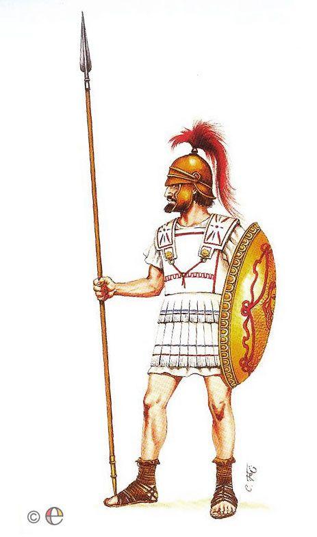 Plastic Soldier Review - Zvezda Carthaginian Infantry