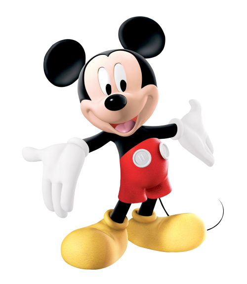 Smiling Mickey PNG Image Mickey mouse png, Mickey mouse