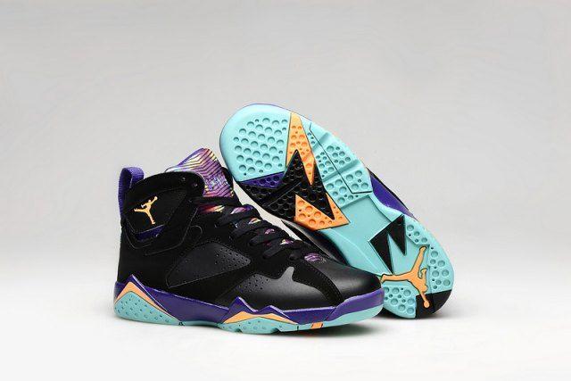 1f5e5373282 Women's Nike Air Jordan 7 Retro GG 30TH Lola Bunny 705417 029 Basketball  Shoes