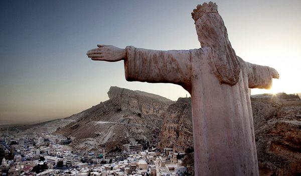 Maalulua, Syria