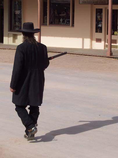 Tombstone, Arizona – the Town Too Tough to Die.