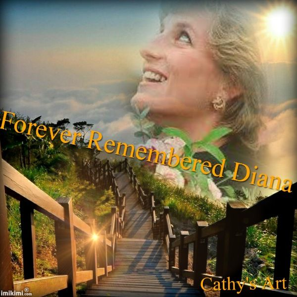 Forever Remembered Diana