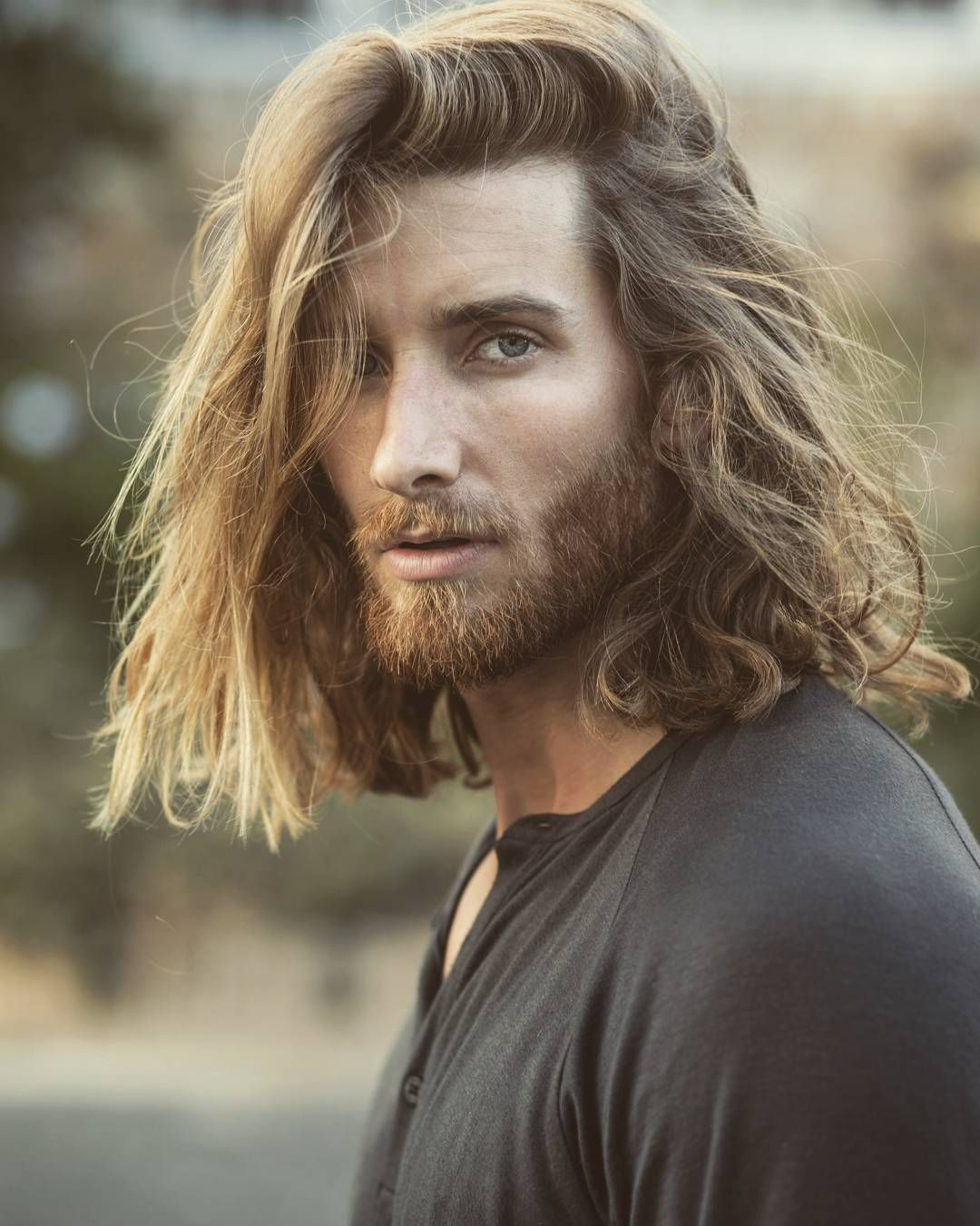 Long haircuts men awesome  ideas for chin length hair for men  easy and stylish