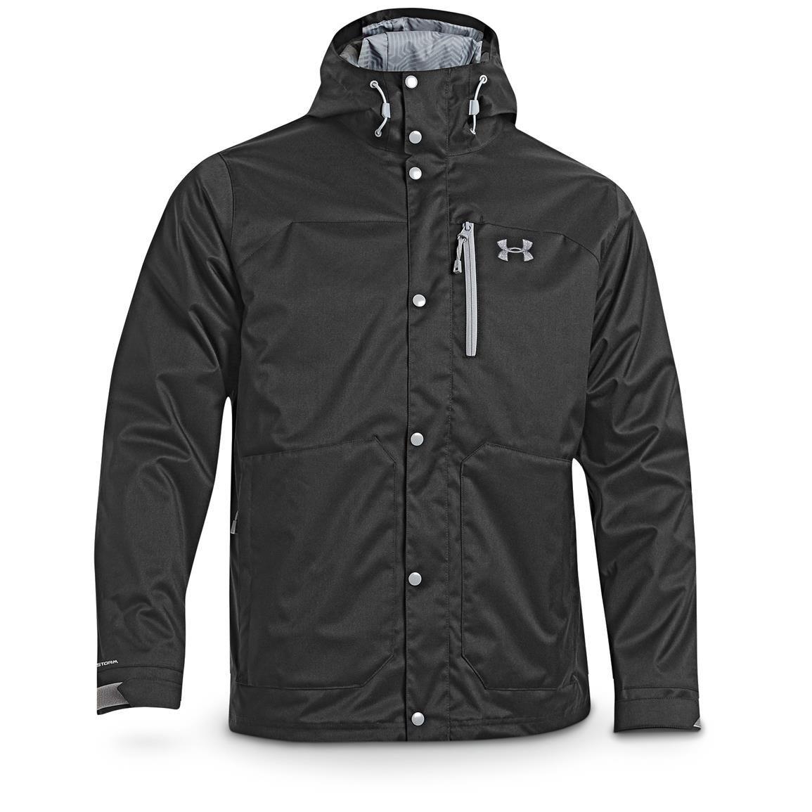 Under Armour mens Porter 3-in-1 Jacket Jacket
