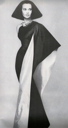 Gloria Vanderbilt by Richard Avedon for Vogue, 1960's
