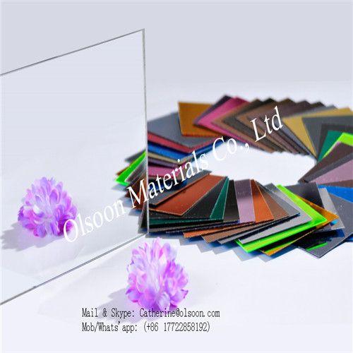 Mirror - Plexiglass Mirrored Acrylic - Order Online - Cut-To