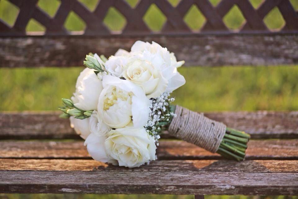 Bouquet Sposa Shabby Chic.Bouquet Da Sposa Shabby Chic By Profumo Di Fiori In Coll Con Il
