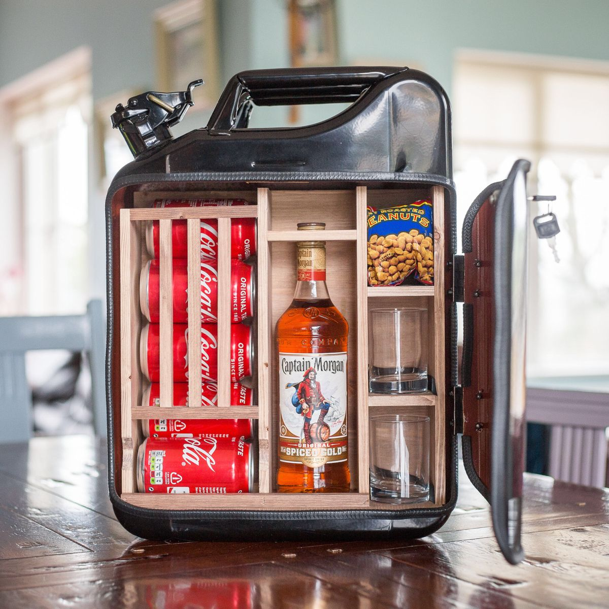 Personalized Jerry Can Mini Bar Etsy In 2020 Jerry Can Mini Bar Jerry Can Man Cave Gifts