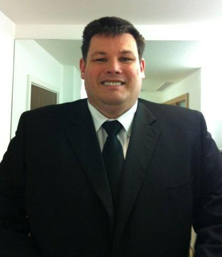 Mark Labbett The Beast Born 15 August 1965 Age 50 In Tiverton Devon England English Television Personality Best Known For Mark Labbett Game Show Image