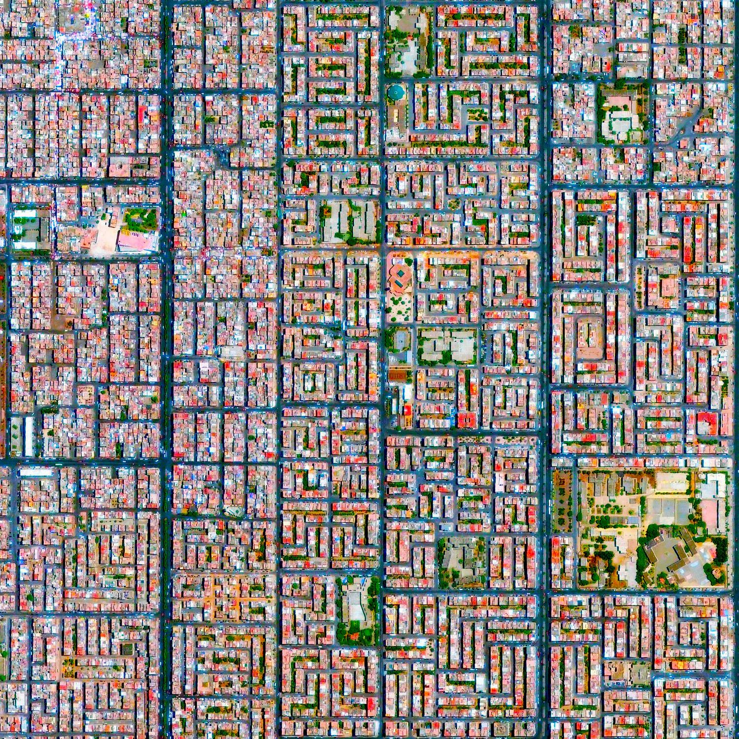 10/8/2015 Casablanca Casablanca, Morocco 33.546145122°, -7.573826684°   Casablanca is the largest city in Morocco with four million residents, accounting for 11% of the entire country. Many officials report that these figure are underestimated and the total population is actually somewhere between 5 and 6 million. This recent surge has occurred because severe droughts have forced many Moroccans to move into urban areas to find new forms of work.