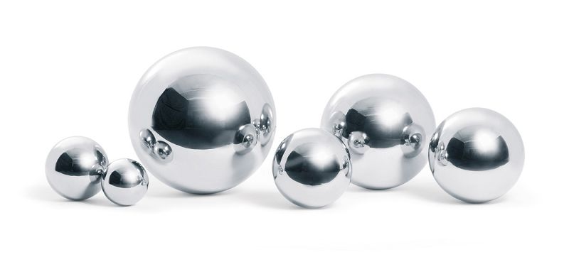 $17.99 Bola Stainless Steel Garden Globes at PureModern.com