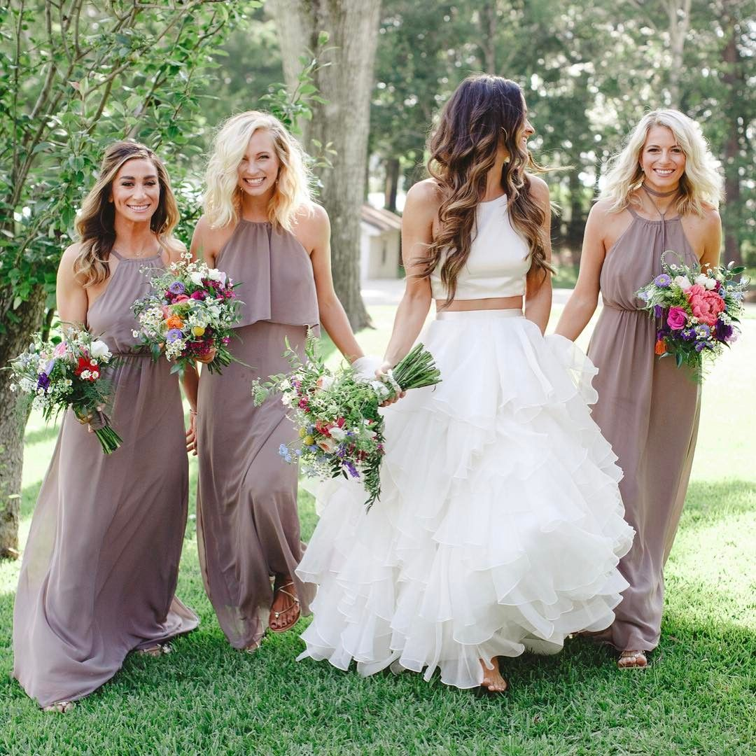 Show me your mumu dune chiffon bridesmaid dresses rustic show me your mumu dune chiffon bridesmaid dresses ombrellifo Choice Image