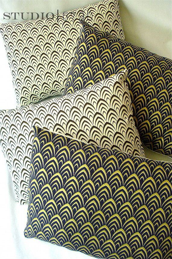 Best Throw Pillow Navy And Gold Throw Pillow 12X16 Inches By 400 x 300