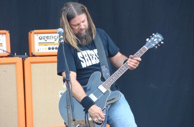 Corrosion of Conformity Pepper Keenan