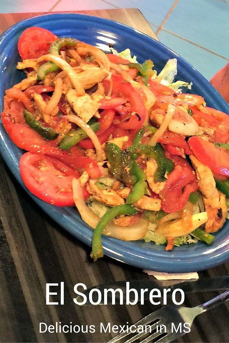 Mexican menu at el sombrero flowood mississippi