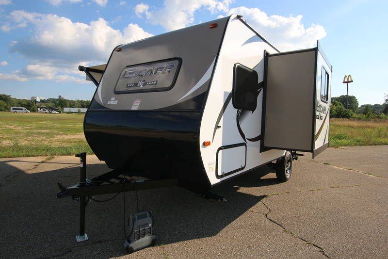 Pin On Lightweight Travel Trailers