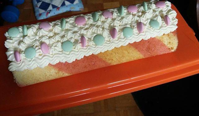 #leivojakoristele #kääretorttuhaaste Kiitos @masussamakeaa