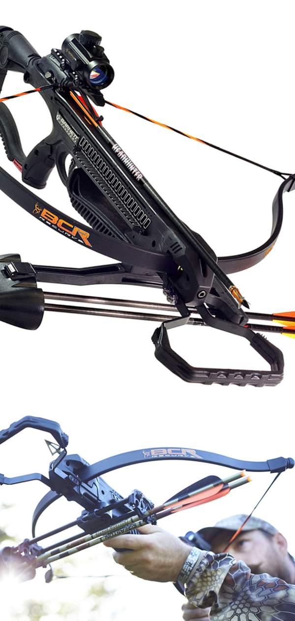 Archery Recurve Crossbow  Barnett BCR Recurve Crossbow Technology
